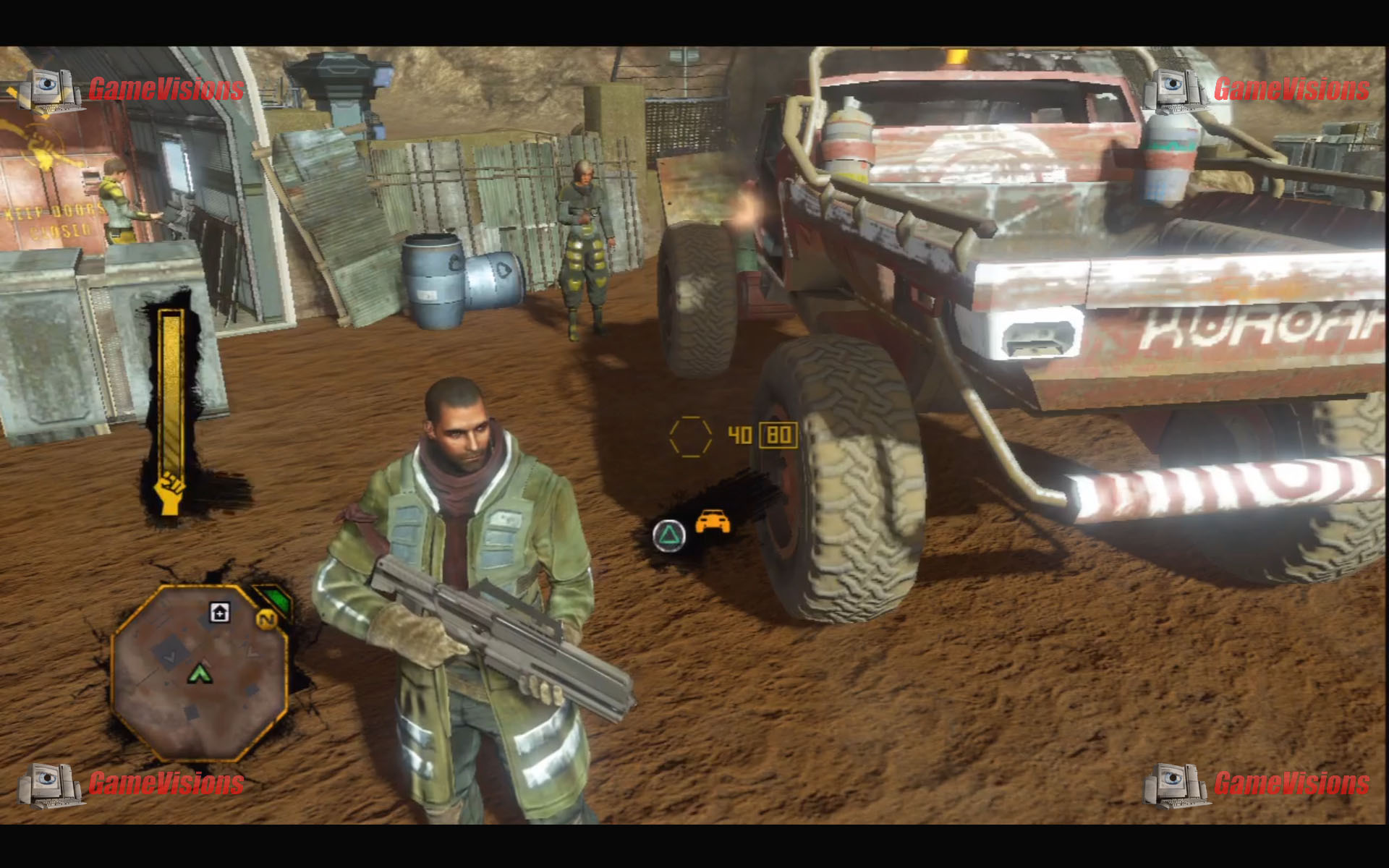 GameVisions - Review: Red Faction: Guerrilla (PC